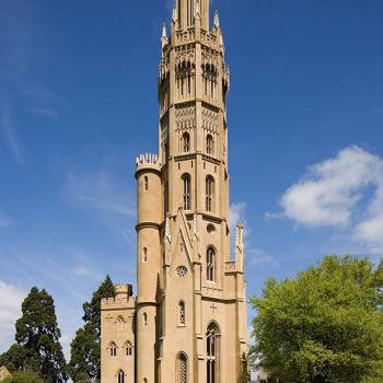 Hadlow Tower - Peter Jeffree Architectural Photography - Portrait