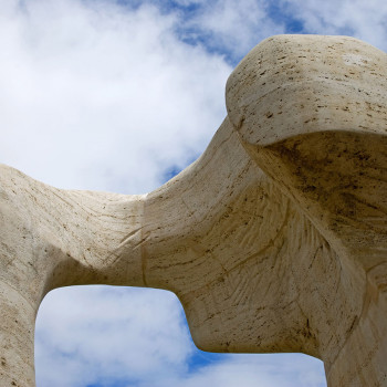 Peter Jeffree - Architectural Photography - Henry Moore Arch Top