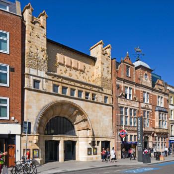 Peter Jeffree - Architectural Photographer - Whitechapel Art Gallery - street view
