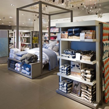 Peter Jeffree - Architectural Photographer - John Lewis Milton Keynes - beds department
