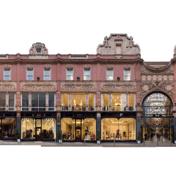 Peter Jeffree - Architectural Photography - photogrammetry survey - Victoria Quarter Leeds