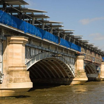 Peter Jeffree - Architecural Photographer - Blackfriars Bridge - East