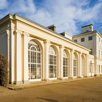 Peter Jeffree - Architectural Photographer - Kenwood House - Orangery