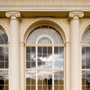 Peter Jeffree - Architectural Photographer - Kenwood House - Orangery window detail